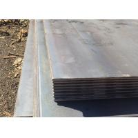 China Carbon structure Hot Rolled Plate Steel SS400 SS490 S235JR 9mm  - 204mm Thickness wholesale