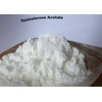Testosterone Steroids Strongest Hormone Raw Powder Testosterone Acetate For Muscle Building