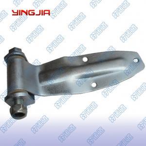 China 01114 Truck trailer container galvanized steel zinc plated door hinge wholesale