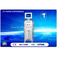 China Three Handpieces Rf Skin Tightening Machine Lifting Neck Wrinkle wholesale