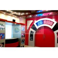 China Fantastic XD Theatres / XD simulator rides with 2014 Newest 7D 8D 9D movies wholesale