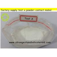 Buy cheap Muscle Mass Testosterone Acetate Steroid Powder Test Acetate product