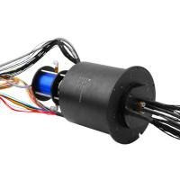 Quality 95 Circuits Pneumatic Hydraulic and Electrical Integrated Slip Rings with 10 for sale