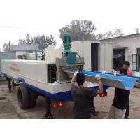 China Gavalnized K Span Forming Machine Line Large MIC240 No Gird Hydraulic Pump wholesale