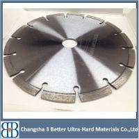 China Arix laser welded diamond saw blade for concrete and concrete cutting disc wholesale