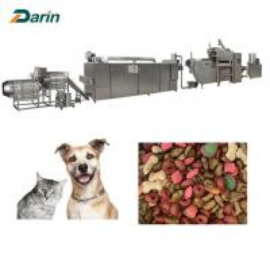 China DARIN Floating Fish Feed Dog Pet Food Processing Machinery English Manual wholesale