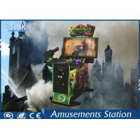 Buy cheap Paradise Lost Video Shooting Arcade Machine Coin Operated 110V from wholesalers