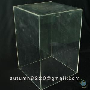 China BO (16) acrylic money box wholesale
