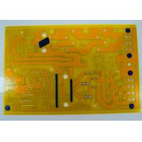 China Peelable Mask Multilayer PCB Fabrication / Double Layer PCB with 3 OZ Copper wholesale