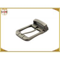 Buy cheap Unique Design Square Metal Brass Color Belt Buckles 35mm Inner Size Zinc Alloy from wholesalers