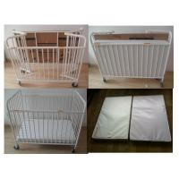 China Steel Foldable Crib (SF001) wholesale