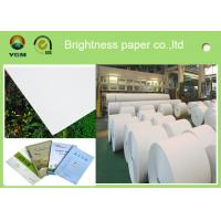 China 787mm Postcard Printer Paper Jumbo Rolls , Lightweight Banner Printing Paper wholesale