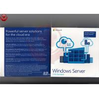 China Microsoft Windows Server 2016 OEM Software Operating System 64 Bit wholesale