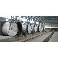 China Medium-scale and Large-scale Sand Lime Brick AAC Autoclave / Industrial Autoclaves High Pressure wholesale
