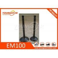 Buy cheap 13711-1410 13711-1500  Car Engine Valves For Hino Truck EM100 from wholesalers