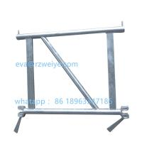 Quality Hot dip galvanized ring lock andamios guardrail china supplier for sale