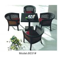 China Wicker paitio dining set-8031 wholesale