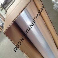 China Direct-Metalized  Double side Woven Fabric-radiant barrier 1.2MX1000M wholesale