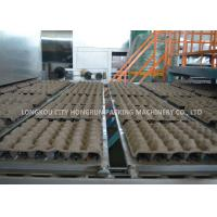 China Raw Material Waste Paper Egg Tray Production Line Fruit Tray Making Machine on sale
