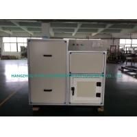 China Small Desiccant Rotor Stand Alone Dehumidifier Industrial 800m³ /h wholesale