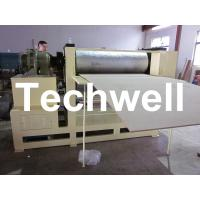 China 5 - 60mm Thickness MDF Embossing Machine With Pattern Carved Depth 0.4 - 0.7mm wholesale
