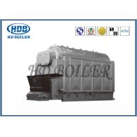China High Thermal Efficiency Industrial Biomass Fuel Boiler With Automatic Fuel Feeding wholesale