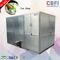 China High Production Big Capacity Ice Cube Machine With LG Electrical Components wholesale