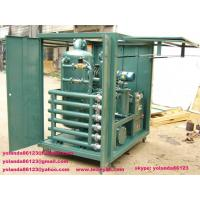 China Weather-Proof ( Enclosed Type) Transformer Oil Purifier/ Oil Purification Machine wholesale
