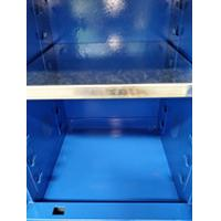 Quality Flammable Corrosive Storage Cabinets , Paint Storage Lockers For Laboratory for sale