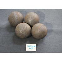 China B3 D100MM Grinding Balls For Ball Mill  High Hardness 61-62HRC for Cement Mill / Copper Mines wholesale