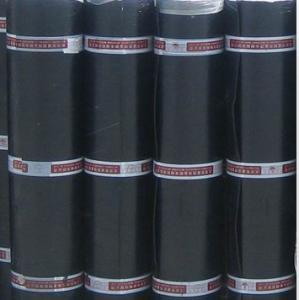 China SBS polyester felt fabric modified bitumen 3mm 4mm waterproof membrane wholesale