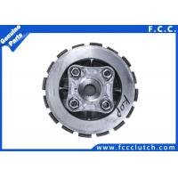 China Honda K09 Motorcycle 2 Wheeler Clutch Parts Yellow Color Long Working Lifespan wholesale
