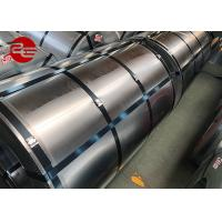 China 0.2mm 1.5mm Cold Rolled Galvanized Steel Coil Galvanized Coated Surface wholesale