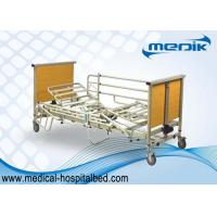 China Electric Folding Nursing Home Beds For Handicapped wholesale