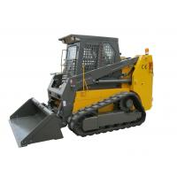 China Brand new  skid steer loader SSL120 capacity 1200kg, track, joystick, Deutz D226B engine (59kw), bucket 0.5m3 on sale