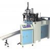 China Energy Saving Paper Box Manufacturing Machine , Small Box Making Machine wholesale