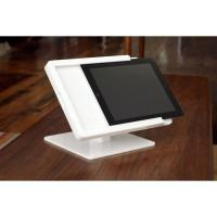 China White acrylic store displays , Acrylic Display Stand for Ipad 3 / 4 wholesale