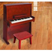 China 37 Key Solidwood Upright Childrens Wooden Piano With Stool , Music Sheet US37B wholesale