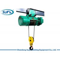 China Explosion Proof Electric Rope Hoist , Electric Lifting Hoist 1 - 10T Lifting Weight wholesale