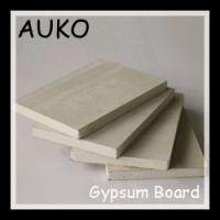 China High quality Common gypsum board/Fireproof gypsum /Waterproof gypsum board/Moisture-proof gypsum board for decoration on sale