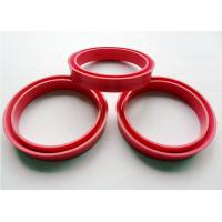 China Round Flat Custom Silicone Parts O Ring Seal With Good Electrical Insulation Properties wholesale