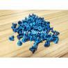 China Colorful Titanium Torx Bolts  , Surface Treatment Titanium Machine Screws  On Mechanical Parts wholesale