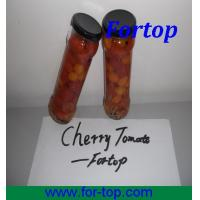 China Best Canned Marinated Cherry Tomato in Fresh Tomatoes on sale