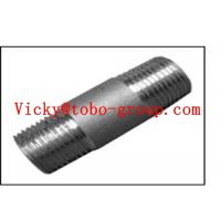 China duplex stainless ASTM A182 F65 hex nipple on sale