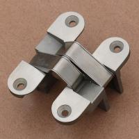 China 180 Degree Stainless Steel 304 Invisible Hinge for Wood Door wholesale