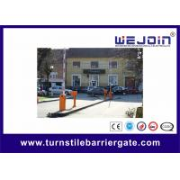 Buy cheap Fast Speed Stable Automatic Electronic Parking Barrier Gate Eay Install product