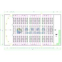 China Special Luxury 6D 5D Movie Theater Design Drawing for large cinema auditorium wholesale