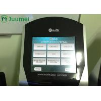 "China Wireless Queue Management System , 17"" 19"" 22""  Visitor Management Kiosk wholesale"