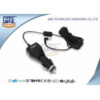 China Switching USB Car Charger Universal AC DC Adapter 5V 1A / 2.1A / 2.4A wholesale