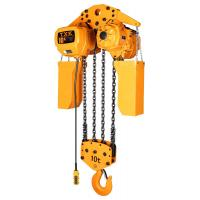 China TXK Double Speed Explosion Proof Electric Chain Hoists Import G80 Chain With Safe Brake System on sale